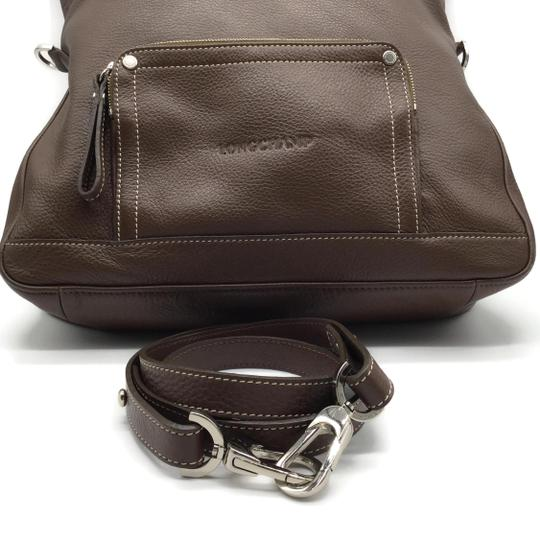 Longchamp Tote in Brown Image 6