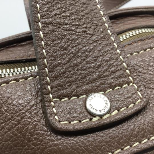 Longchamp Tote in Brown Image 7