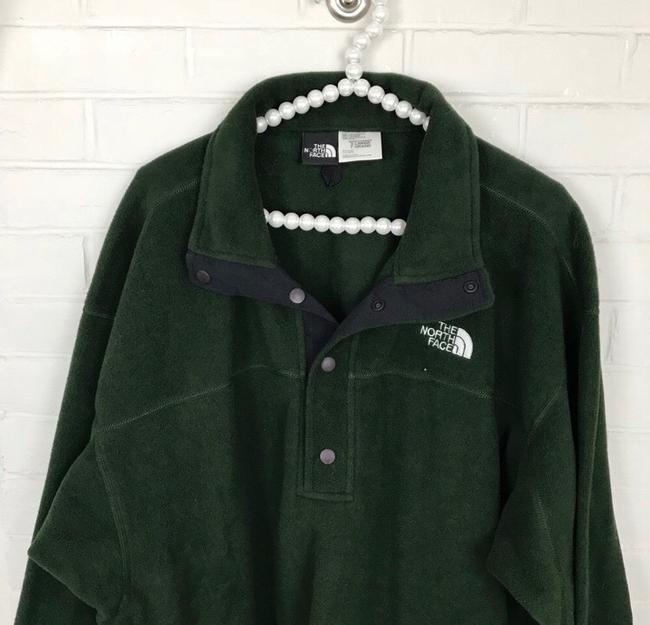 The North Face Green Jacket Image 1