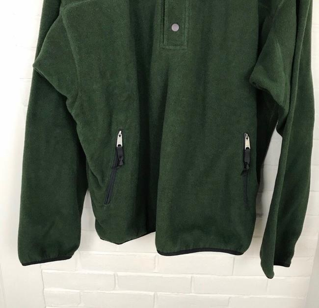 The North Face Green Jacket Image 2