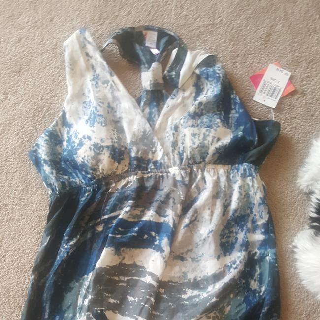 Item - Abstract Long Casual Maxi Dress Size 12 (L)