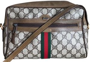 17437f3355 Gucci Ophidia Vintage Web Supreme Leather Cross Body Bag