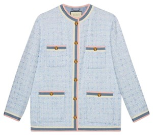 c75e1508 Gucci Jackets for Women - Up to 70% off at Tradesy
