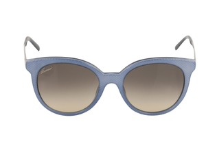 Gucci Gucci Round Cat-eye Sunglasses