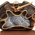 Louis Vuitton Canvas Bosphere Leather Monogram Backpack Image 8