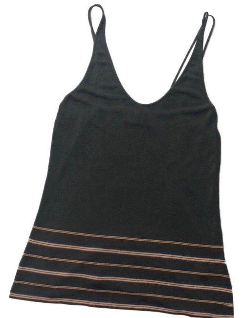 Item - Olive Strappy Tank Top/Cami Size 2 (XS)