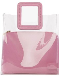 STAUD Tote in hot pink