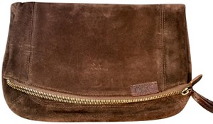 Rugby Ralph Lauren Chocolate Brown Clutch