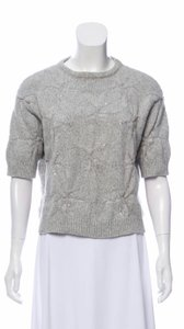 Brunello Cucinelli Top silver