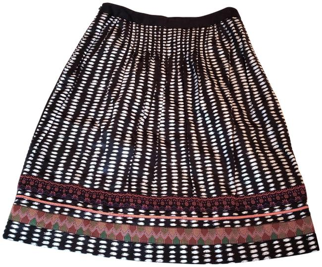 Item - Multicolor Edme & Esyllte Berribond Ring Pleated Print Skirt Size 0 (XS, 25)