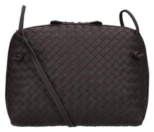 Bottega Veneta Nodini Intrecciato Nodini Cross Body Bag