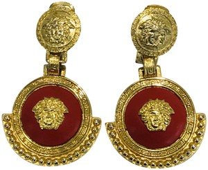 143dc9bf2 Versace Earrings - Up to 90% off at Tradesy