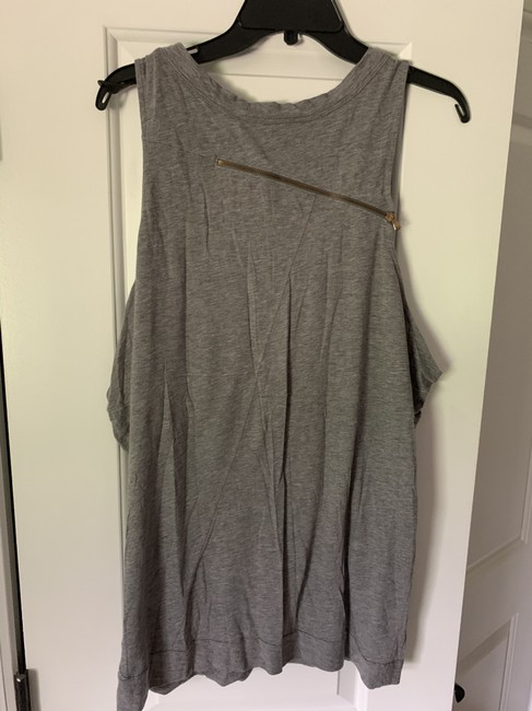Marc by Marc Jacobs Top Grey Image 1