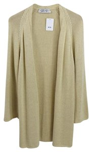 Genny #cotton #long #light Weight #tan #bohemian Sweater
