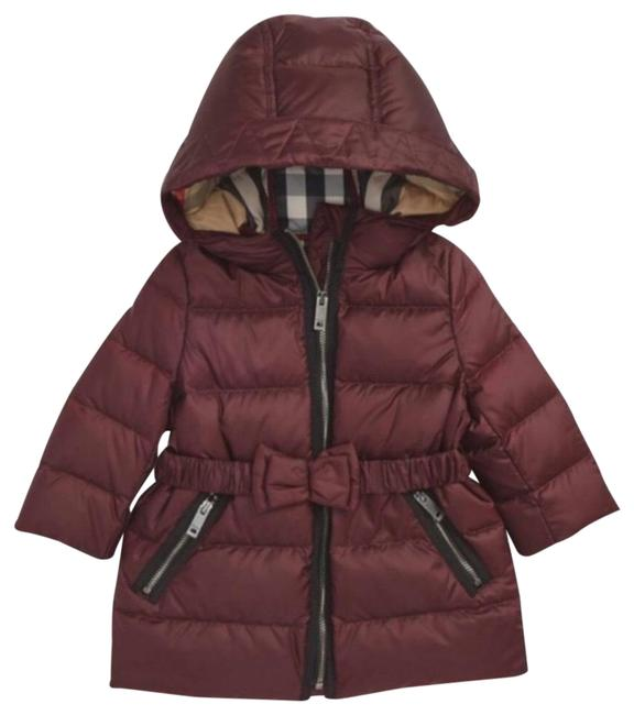 Preload https://img-static.tradesy.com/item/25454645/burberry-burgundy-girl-baby-girls-consillia-down-parka-coat-size-os-one-size-0-1-650-650.jpg