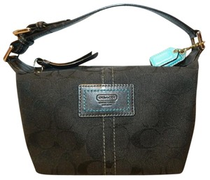 b30acb2a7b2 Blue Coach Baguettes - Up to 70% off at Tradesy