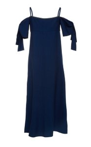 Indigo Maxi Dress by Edun