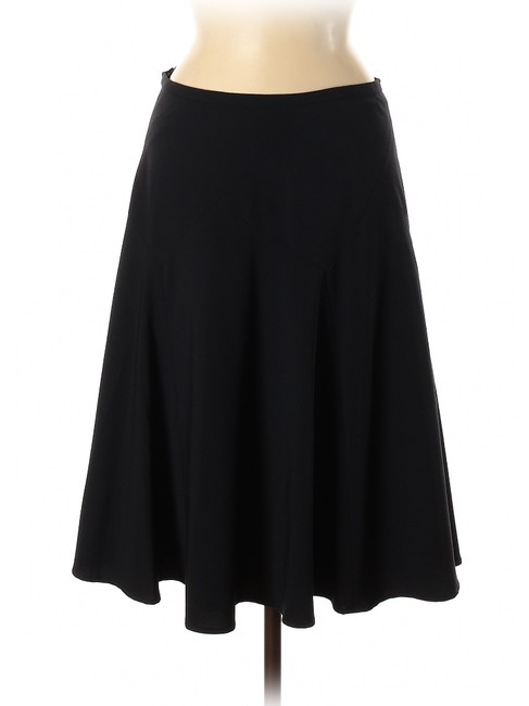 Item - Black Greene Kingslee Vintage A-line Tulip Skirt Size 8 (M, 29, 30)