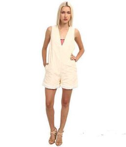 Chloé Chloe Terrycloth Lined Beach Jumper Swim Cover- Up 40
