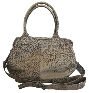 7c790be74ab12 Liebeskind Berlin Embossed Crossbody Taupe Leather Satchel - Tradesy