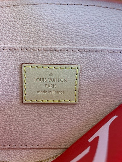 Louis Vuitton Cosmetic Pouch PM Rose Rouge Image 3