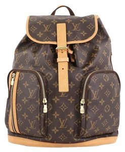 Louis Vuitton Canvas Backpack