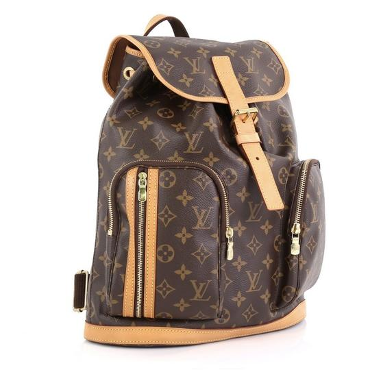Louis Vuitton Canvas Backpack Image 1