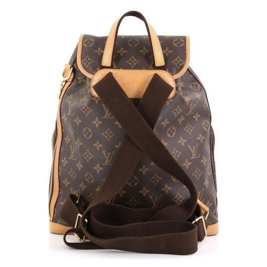Louis Vuitton Canvas Backpack Image 2