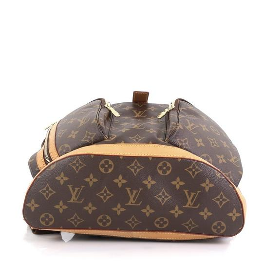 Louis Vuitton Canvas Backpack Image 3