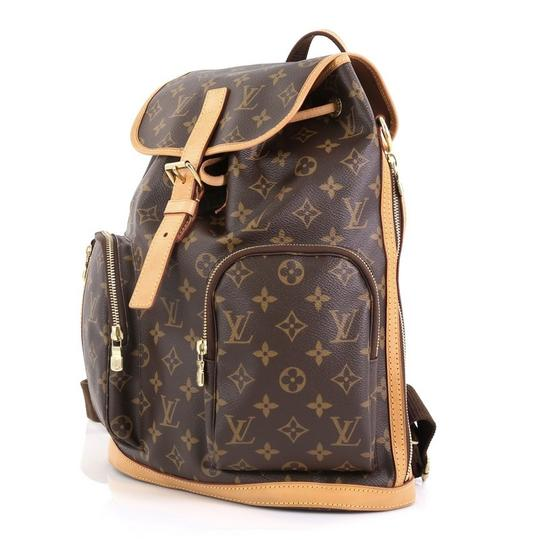Louis Vuitton Canvas Backpack Image 4