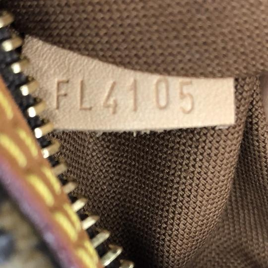 Louis Vuitton Canvas Backpack Image 6