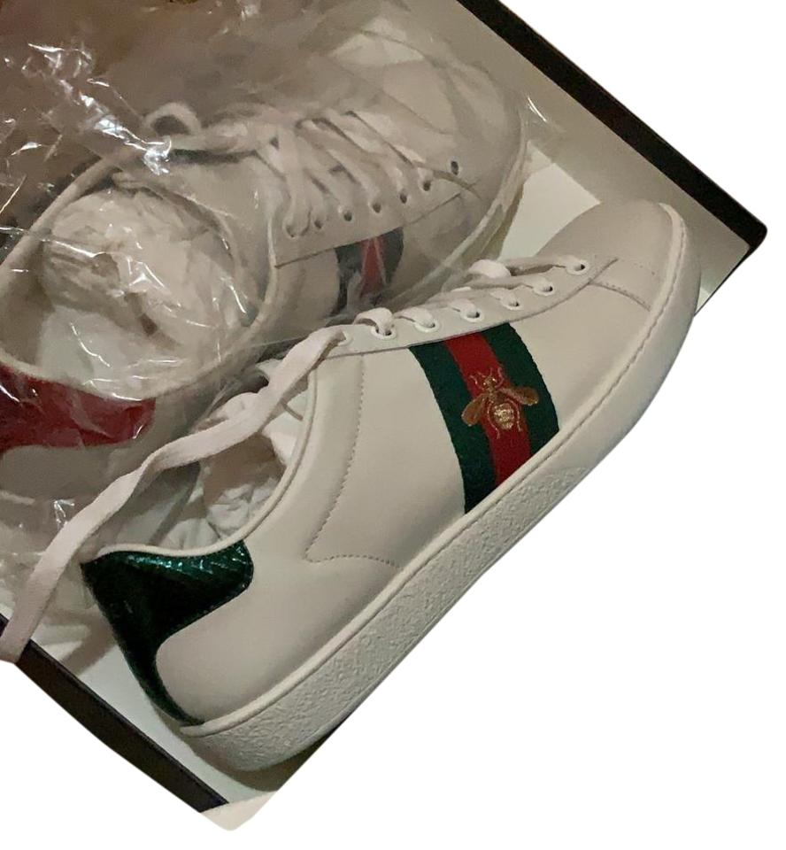 ccc13688f Gucci Ace Embroidered Sneakers Size EU 39 (Approx. US 9) Regular (M ...