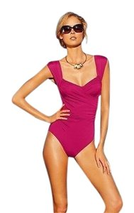 6cacfa832ab Women's Badgley Mischka One-Piece Bathing Suits - Up to 90% off at ...
