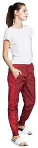 Rebecca Minkoff Athletic Pants Red