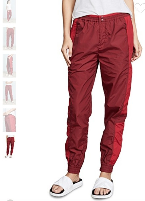 Rebecca Minkoff Athletic Pants Red Image 1