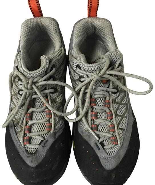 Columbia Sportswear Company Gray with Orange Accents Montrail Sneakers Size US 7.5 Regular (M, B) Columbia Sportswear Company Gray with Orange Accents Montrail Sneakers Size US 7.5 Regular (M, B) Image 1