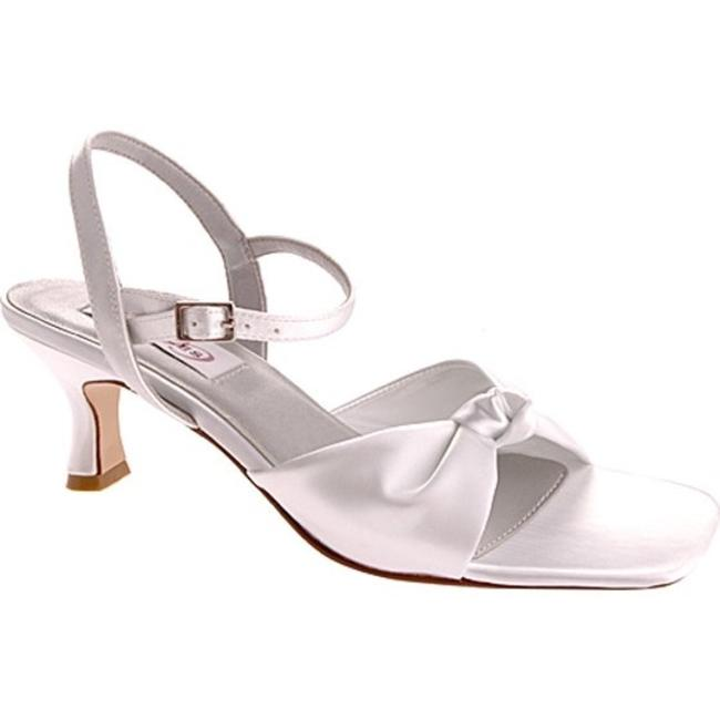 Item - White Lovely Pumps Size US 9 Wide (C, D)