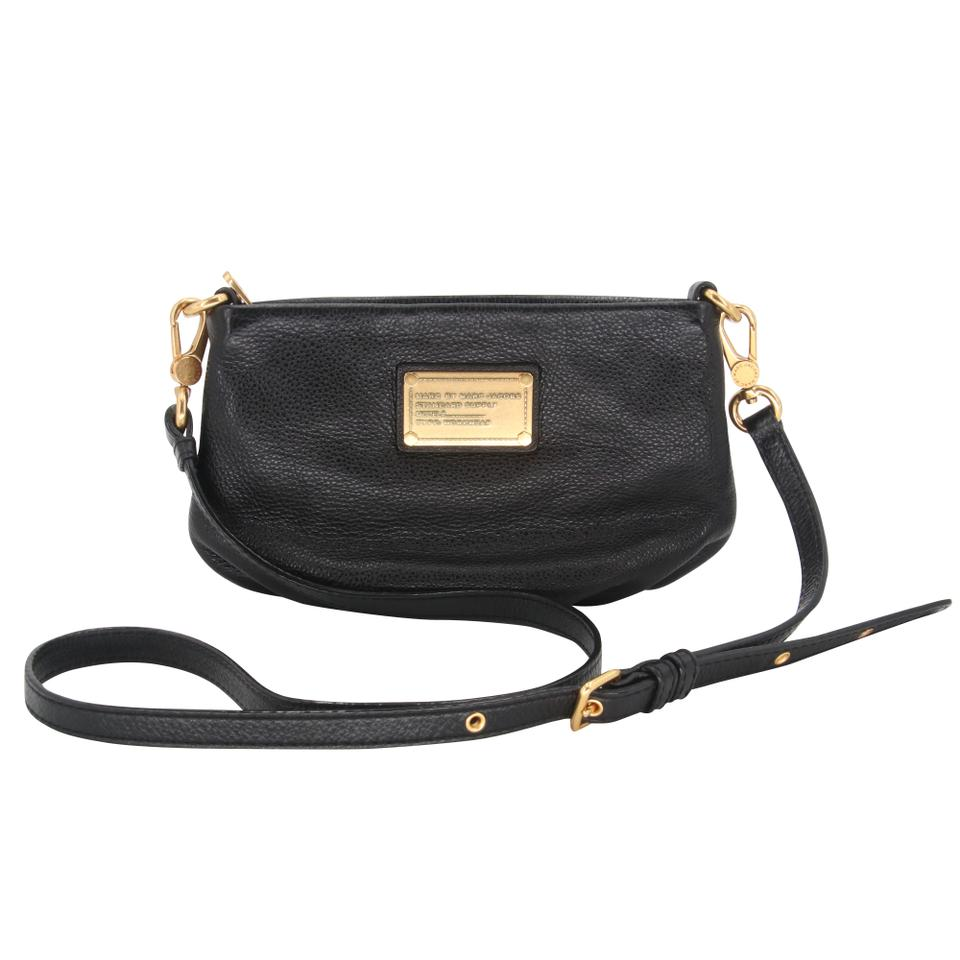 18335c2755 Marc by Marc Jacobs Stella Mccartney Monogram Calfskin Cowhide Everyday  Cross Body Bag Image 0 ...