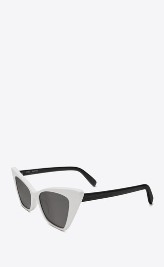 Saint Laurent Saint Laurent SL244 Victoire Cat Eye Sunglasses Image 1