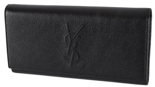 Saint Laurent New Saint Laurent YSL 352905 Leather Belle de Jour Continental Wallet Image 1