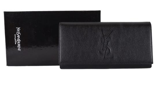 Saint Laurent New Saint Laurent YSL 352905 Leather Belle de Jour Continental Wallet Image 2