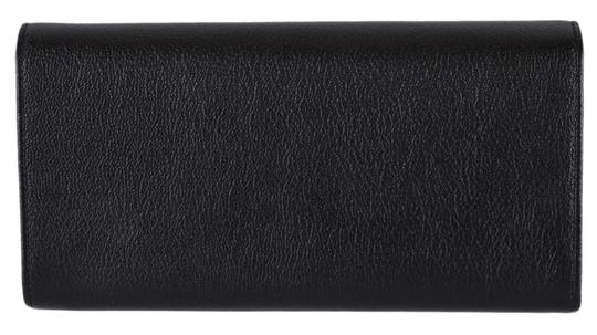 Saint Laurent New Saint Laurent YSL 352905 Leather Belle de Jour Continental Wallet Image 7
