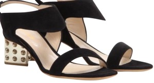 Nicholas Kirkwood Black Sandals