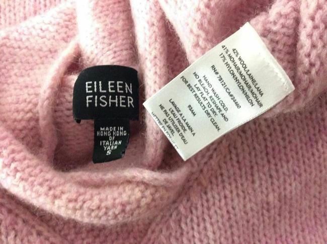 Eileen Fisher Top Pink Image 4