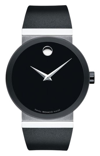 Preload https://img-static.tradesy.com/item/25460986/movado-black-men-s-sapphire-synergy-rubber-0606780-watch-0-1-540-540.jpg