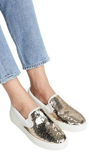 Tory Burch Sequin Casual Sneaker Work Sparkly Athletic