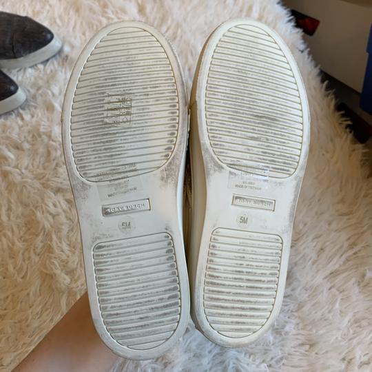Tory Burch Sequin Casual Sneaker Work Sparkly Athletic Image 4