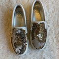 Tory Burch Sequin Casual Sneaker Work Sparkly Athletic Image 8