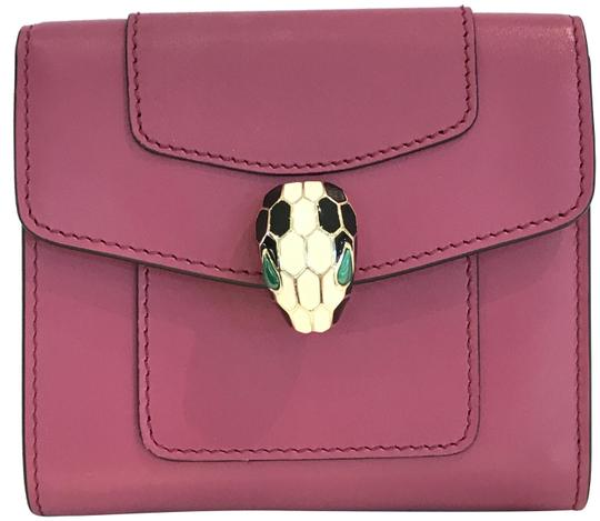 Preload https://img-static.tradesy.com/item/25461028/bvlgari-heather-amethyst-serpenti-forever-wallet-0-2-540-540.jpg