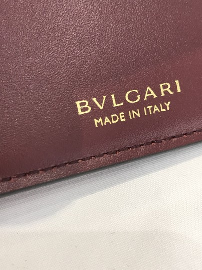 BVLGARI BVLGARI Serpenti Forever leather wallet Image 9